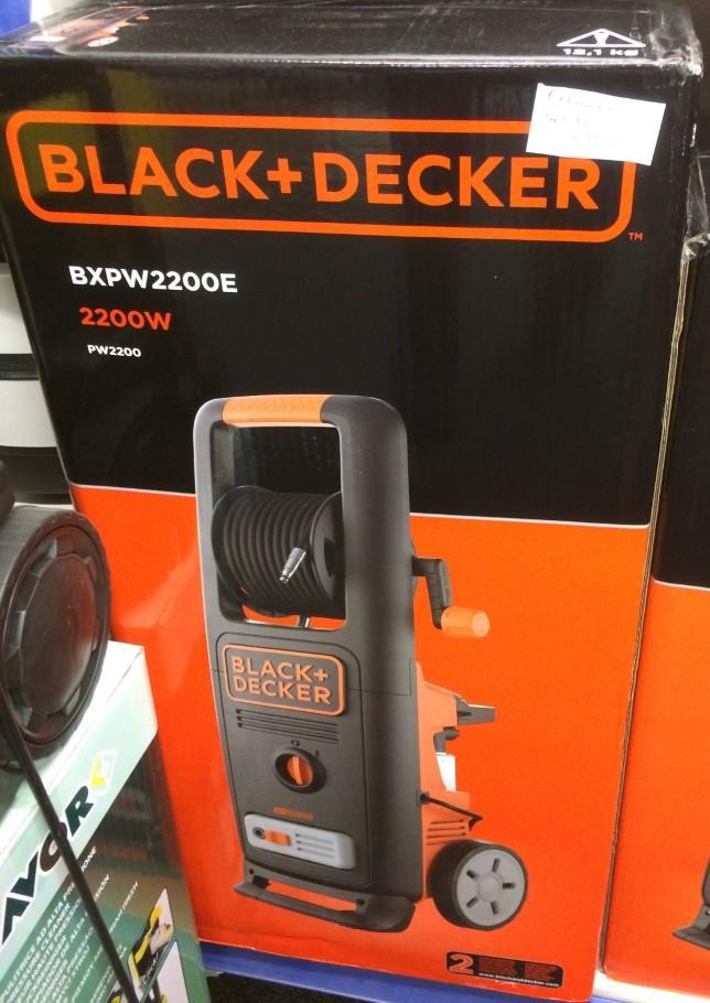 Black & Decker Jet Washers , Pressure Washers