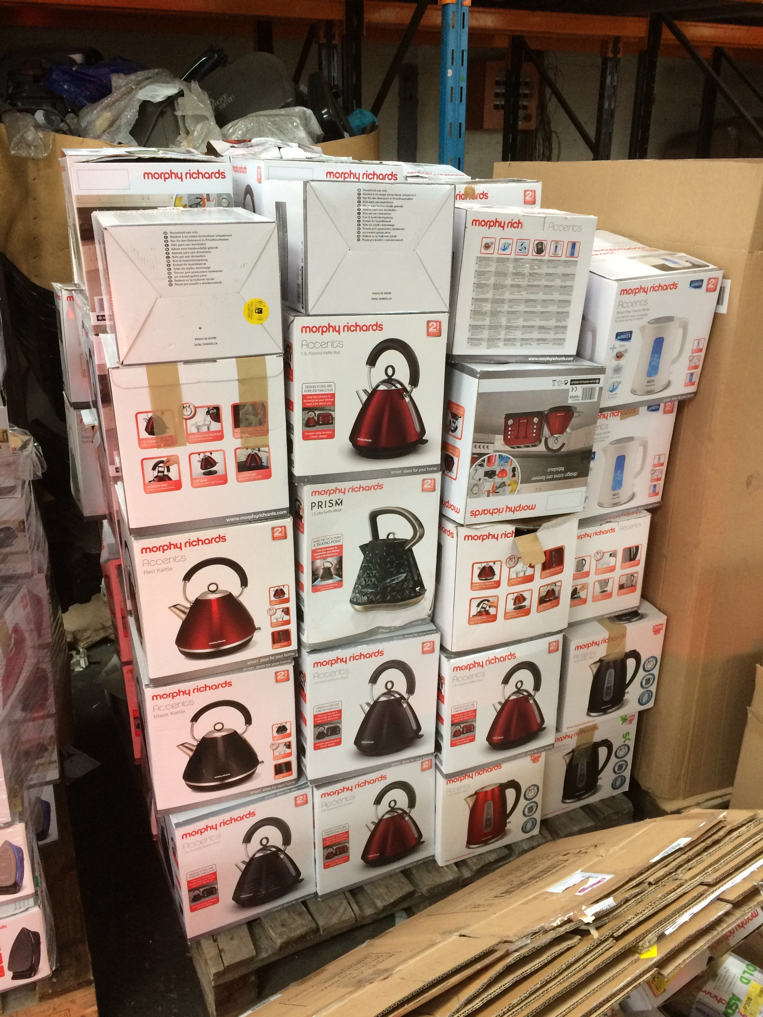 Branded Housewares Morphy Richards Electrical Appliance