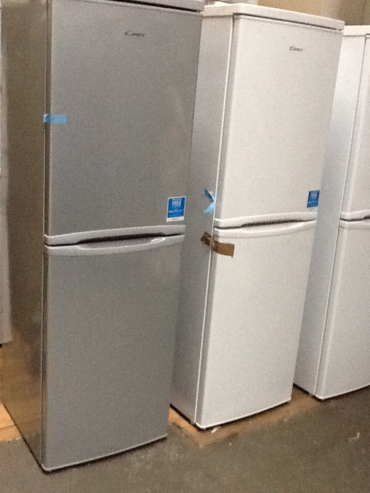Branded Housewares Hoover Candy Combi Fridge Freezers
