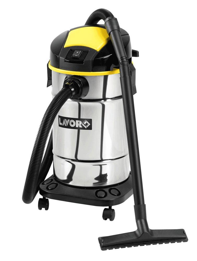 Branded Housewares - Lavor TrentaxSilent Wet & Dry vacuum Cleaner 30L 1400W - New Stock