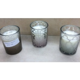 Moroccan Candles - 3 Pack