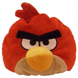 Official Angry Birds Red Bird Cushion - Buy Wholesale Bedding Stock