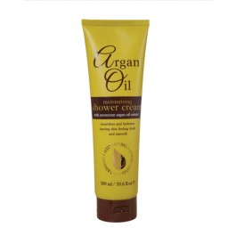 Argan Oil Moisturising Shower Cream 300ml - Wholesale Excess Stock