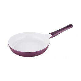 bergner vioflam ceramic frying pan frypan 24cm bg-1994