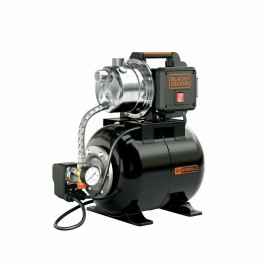 Black & Decker BXGP800XBE Self Priming Water Pump With Booster 800W