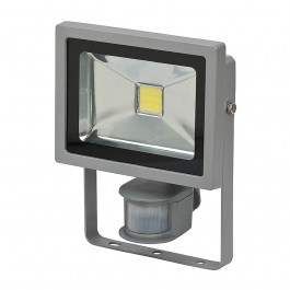 Brennenstuhl 1171250202 Chip LED Light With Motion Detector IP44 20W 1300lm