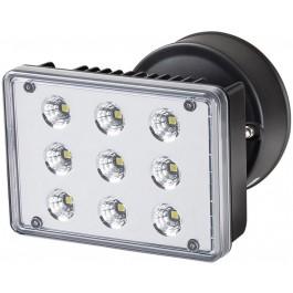 Brennenstuhl 1178630 LED Lamp L903 IP55 9x3W 1675lm Black