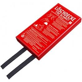 Brennenstuhl 1291210 Fire Blanket 120cm x 120cm - New Wholesale Stock