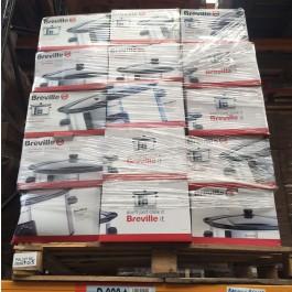 Breville Kitchen Appliance Slow Cooker Stock Pallets - Grade B