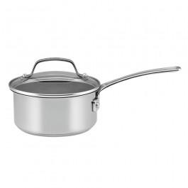 Circulon 77876 Genesis Saucepan With Lid S/Steel 16cm