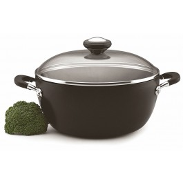 Circulon 83622 Premier Professional 26cm Casserole With Lid Hard Anodized