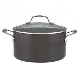 Circulon 83650 Genesis Plus Stockpot Stock Pot Hard Anodized 24cm