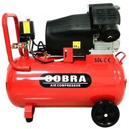 Cobra V Twin Air Compressor 50 Litre - New Wholesale Power Tool Stock