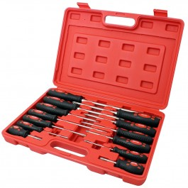 Dekton 13 Piece Profressional Screwdriver Set DT65255