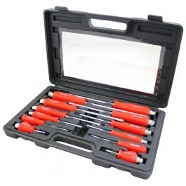 Dekton 12 Piece Mechanic's Screwdriver Set DT65520