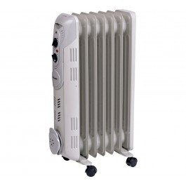Dimplex Essentials DEOC15 1.5kW Oil Filled Radiators - Raw Returns Stock