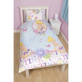 Official Disney Fairies Cherish Single Duvet Cover - Wholesale Stock