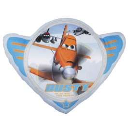 Official Disney Planes Dusty Cushion - Buy Wholesale Bedding Stock