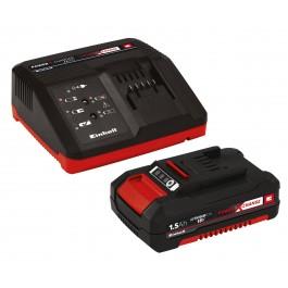 Einhell 4512021 Power X Change Battery & Charger Starter Kit 18V 1.5Ah