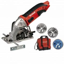 Einhell TC-CS 860/2 Compact Mini Circular Saw Kit 450W