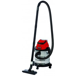 Einhell TC-VC 18/20 Li S Cordless Wet & Dry Vacuum Cleaner 18V
