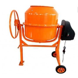 Portable Electric Drum Concrete Cement Mortar Mixer 160L - Power Tool Stock