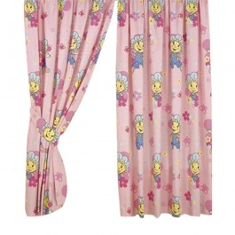 "Official Fifi And The Flowertots Jump Curtains 54"" - Buy Clearance Stock"
