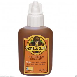 Gorilla Glue Super Tough Waterproof All Purpose Adhesive 60ml