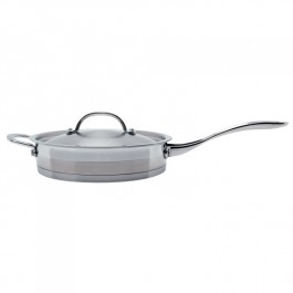 Grunwerg Commichef Cookware 20cm Frying Saute Pan & Lid - New Wholesale Stock