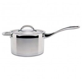 Grunwerg Commichef Cookware 20cm Saucepan & Lid - New Wholesale Stock