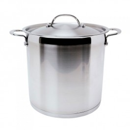 Grunwerg Commichef Cookware 24cm Stockpot & Lid - New Wholesale Stock