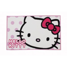 Official Hello Kitty Candy Spots Floor Rug - Buy Wholesale Stock