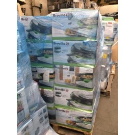 breville home electrical appliance pallets