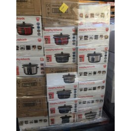 Morphy Richards Electrical Appliance Returns Pallets - Slow Cookers