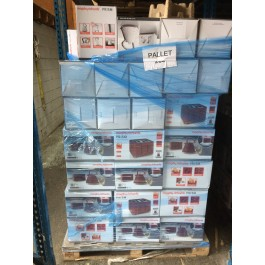 Morphy Richards Electrical Appliance Returns Pallets - Prism Toasters