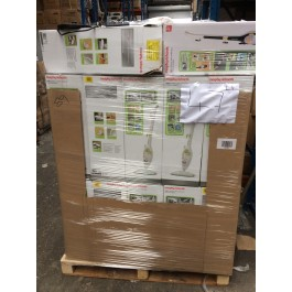 Morphy richards steam mop electrical appliance return pallets