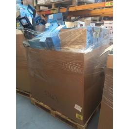 buy pallets of nilfisk pressure washer returns for export