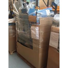 buy pallets of nilfisk jet washer returns for export