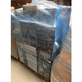 Branded Housewares Electrical Appliance Returns Pallets