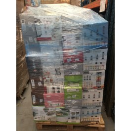 breville home appliance electricals returns pallets