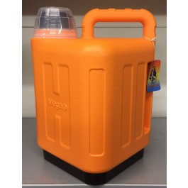 Mega Calor 5.0L Water Jug With Push Button Stopper CALWJ500PB - New Stock