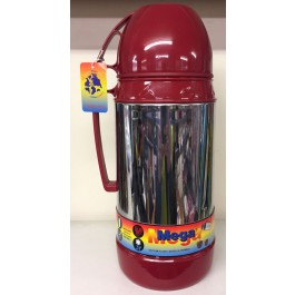 Mega Eterna Vacuum Flask 1.9L Double Cup ETSS190S - New Stock