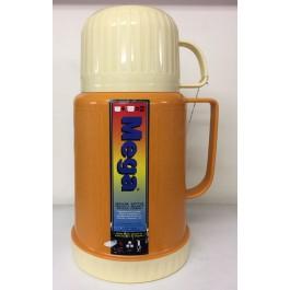 Megatemp Vacuum Flask 1.0L Double Cup NME100 - New Stock