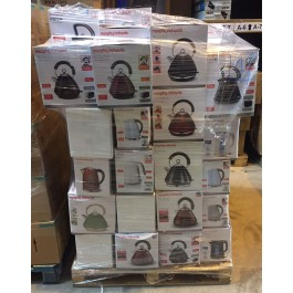 Morphy Richards Graded Electrical Stock Pallets - Grade A Kettles