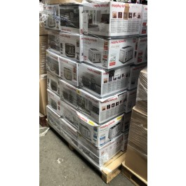 Morphy Richards Toaster Unchecked Returns Stock Pallets Wholesale Export