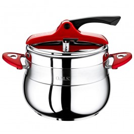 OMS 18/10 S/Steel Pressure Cooker 12 Litre - New Wholesale Stock