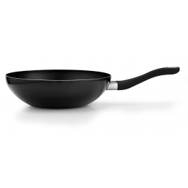 Prestige 13648 Non-Stick Stir Fry Wok 28cm In Black