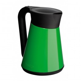 prestige daytona plastic kettle in green 1.5 litre