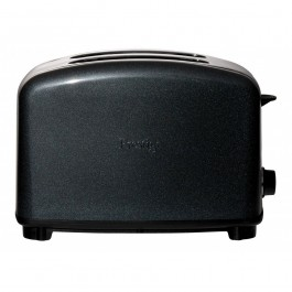 prestige traditional 2 slice toaster in grey