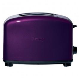 prestige traditional 2 slice toaster in purple